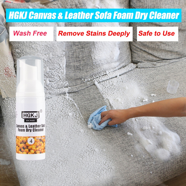 Sofa Cleaning Rich Foam Spray Wash Free