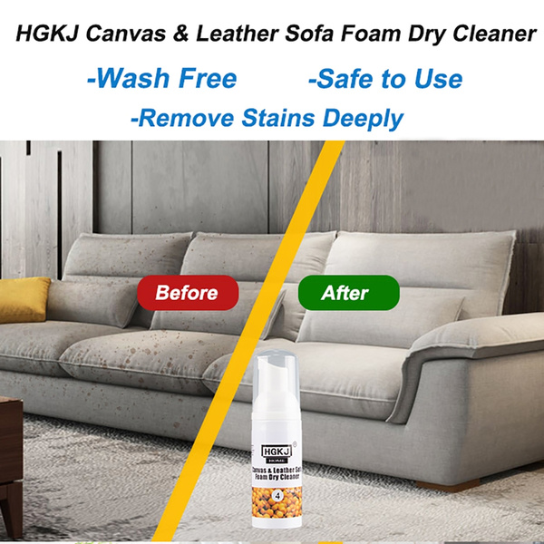 Sofa Cleaning Solution Rich Foam Dry
