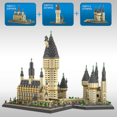Box, hogwartscastle, DIAMOND, castleblock