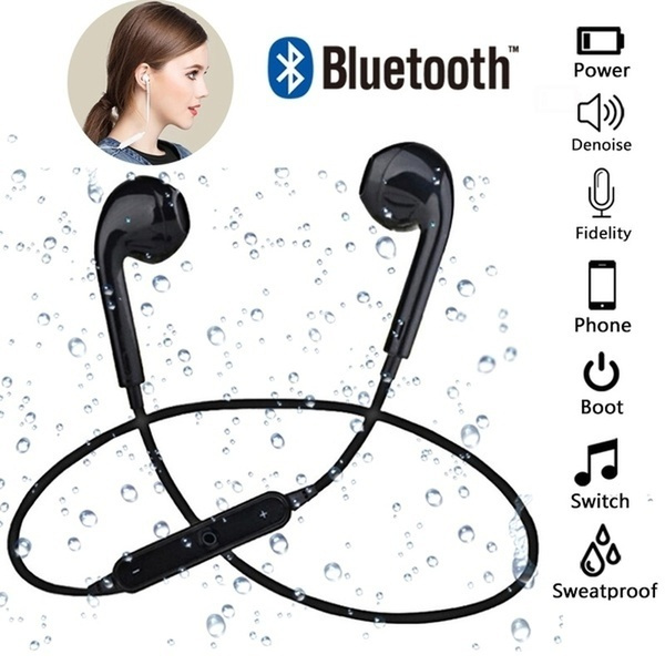 Headset, Stereo, Ear Bud, Earphone