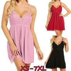 Underwear, Plus Size, Lace, lacenightwear