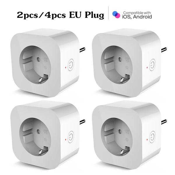 Plug, euplug, powerplug, smarthome