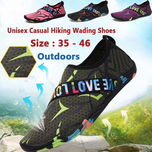 Water Sports Shoes Mens Beach Outdoor