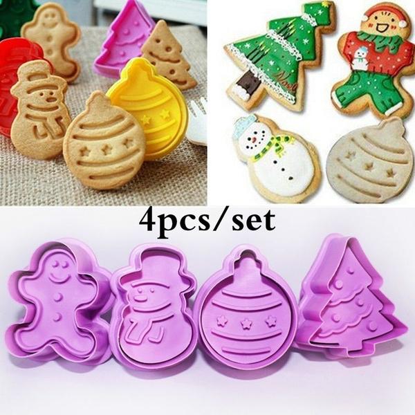 Kitchen & Dining, Baking, bakingtoolsaccessorie, cookieplungercutter