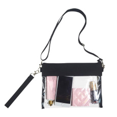 Shoulder Bags, Totes, coin purse, clearbag