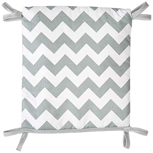Superb Refurbished Babydoll Bedding 705Jrc Chevron Junior Rocking Chair Pad Grey Gmtry Best Dining Table And Chair Ideas Images Gmtryco