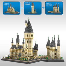 Box, hogwartscastle, DIAMOND, castleblock