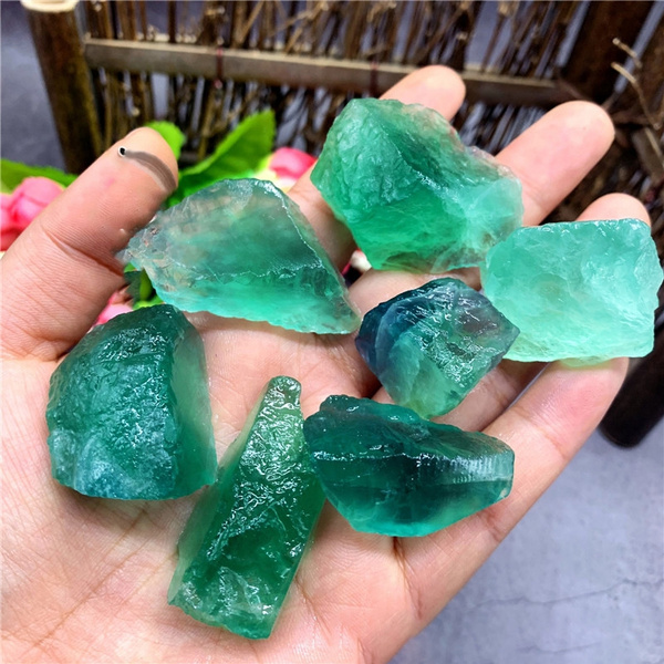 quartz, greenfluorite, Minerals, greencrystal