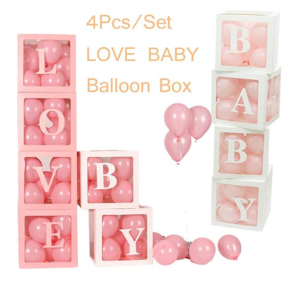 Box, latex, Love, Shower