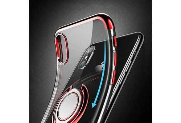 Custodia iPhone 6 Plus Cover iPhone 6S Plus Anello Supporto