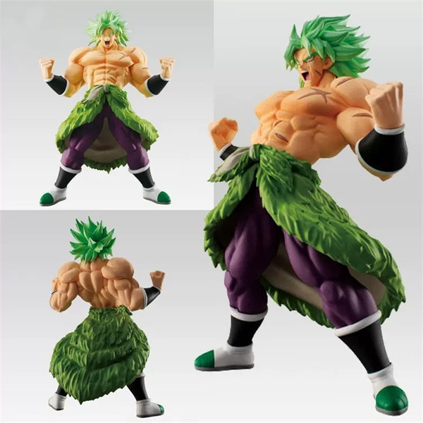 broly, figure, doll, figural
