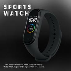 miband4global, distancebracelet, xiaomibandbracelet, Watch