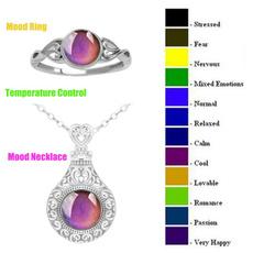 Jewelry, moodnecklace, Necklaces Pendants, temperaturecontrolcolor