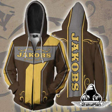 3D hoodies, Casual Hoodie, Cosplay, borderlands2sweatshirt