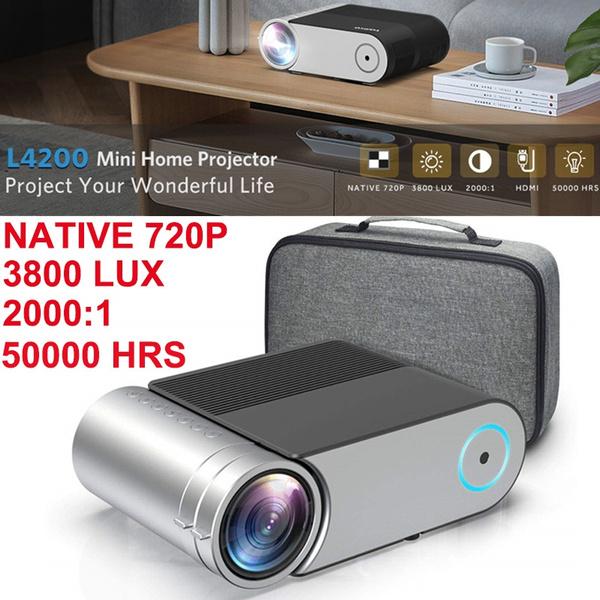 Hdmi, Mini, Outdoor, projector