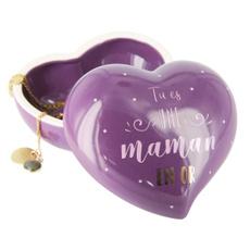 Box, ceramique, maroquinerie, jewelry box