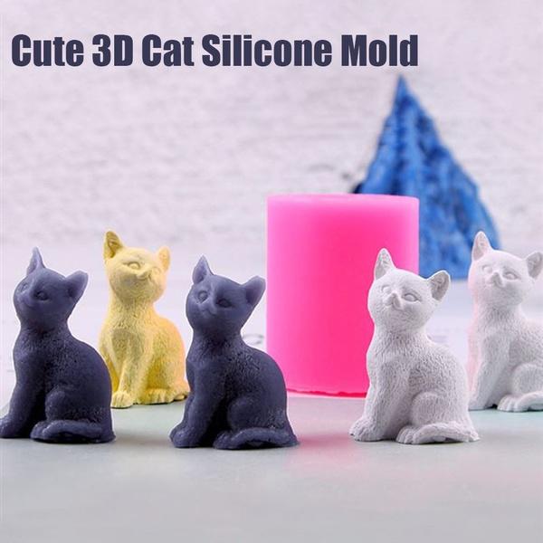 cute, Silicone, Soap, bakingtool