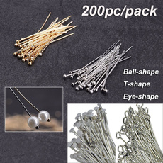headpin, Pins, Jewelry Making, earringmakingaccessorie