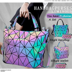 wallets for women, Holographic, Laser, Jewelry