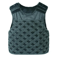 voodoo, Vest, Medium, black