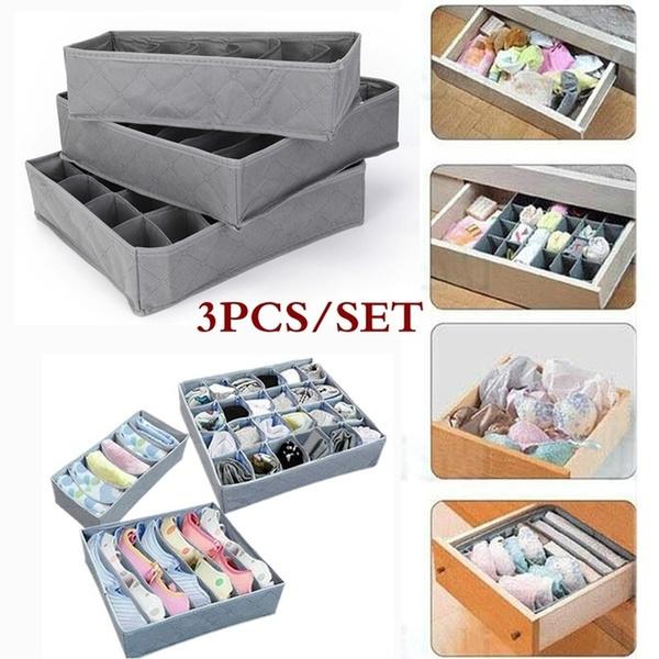 Storage Box, Box, Underwear, underwearbox