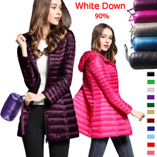 women winter clothes, hooded, Jacket, hoodedjacket