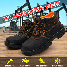 Steel, safetyshoe, protectionboot, Fashion