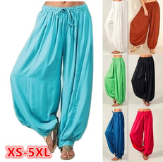 harem, trousers, Yoga, pants