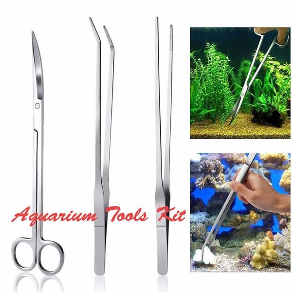 Quality Aquascaping Tools for Fish Tank Aquarium Maintenance Aquatic Plants