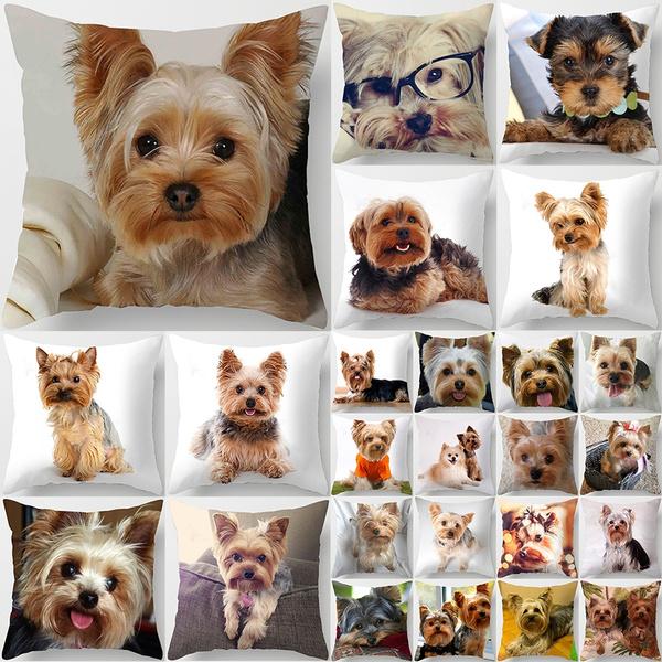 dogpillowcase, cute, Home Decor, Cover