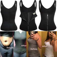 Women, Vest, Waist, Body Shapers