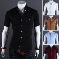 Fashion, Shirt, summer shirt, Slim Fit