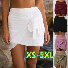 Summer, Moda, Cintura, Mini