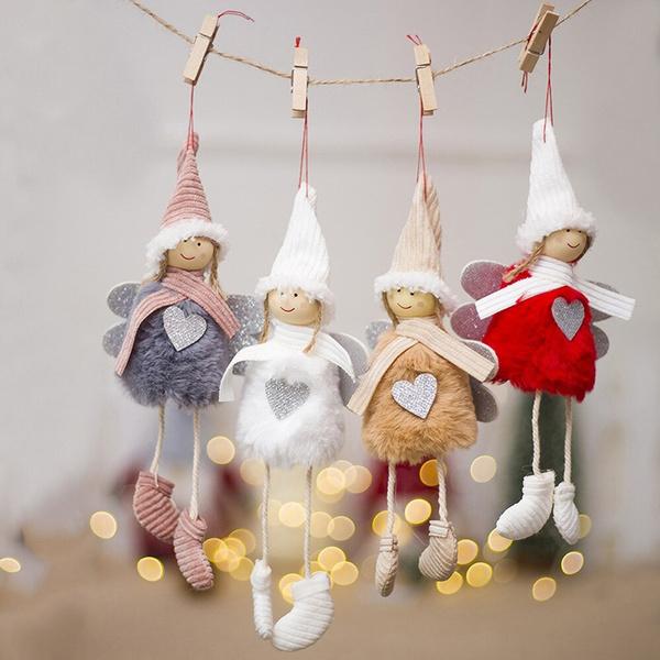 cute, Plush Doll, Toy, Christmas