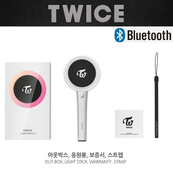 KPOP Light Stick TWICE Ver 2 CANDYBONG Z Concert Lamp Hiphop Lightstick  Fans Collection