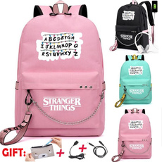 Beautiful, Escuela, usb, Mochilas