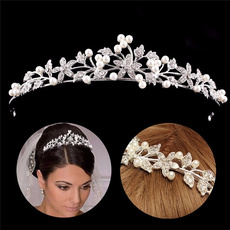 Fashion, tiarasheadband, Wedding Accessories, Crystal