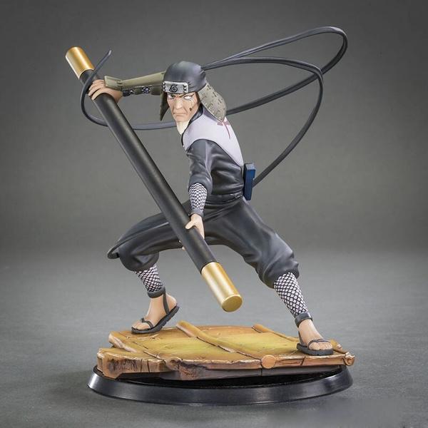 Naruto Shippuden Hashirama Senju Tobirama Senju PVC Action Figure Model Toy