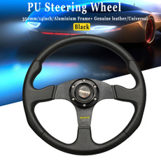 suedesteeringwheel, ompsteeringwheel, racingsteeringwheel, leather