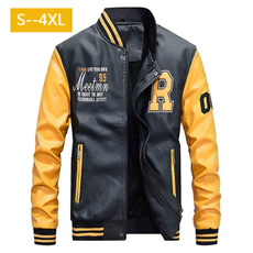 Fleece, slim, Baseball, PU