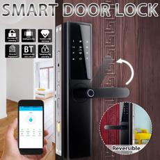 fingerprintunlock, Door, touchdoorlock, homesecurity