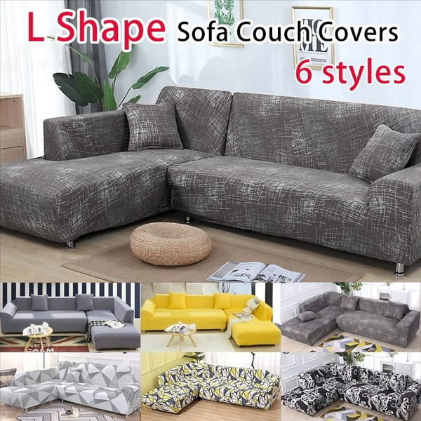 L Shape Sofa Covers Sectional