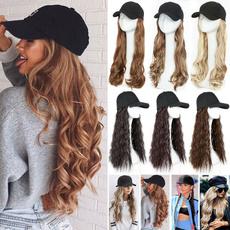 Baseball Hat, Beauty Makeup, Fashion, human hair