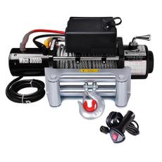 trucktraileratvsuvrecoverywinch, Remote, Electric, Jeep