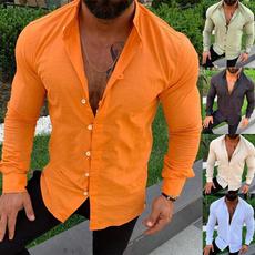 Stand Collar, Fashion, formal shirt, beachshirt