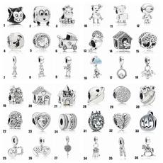 Sterling, charmsampcharmbracelet, diyjewelry, sterling silver