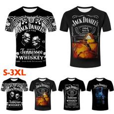 Jack Daniels, Fashion, Classics, graphic tee