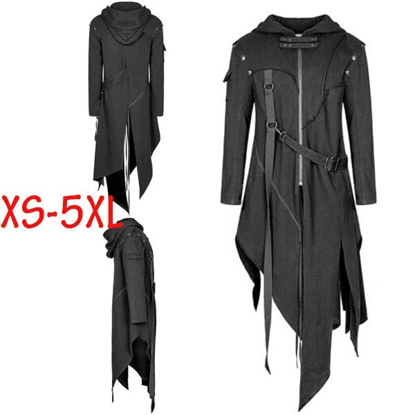 Jacket, Goth, Fashion, Hoodies