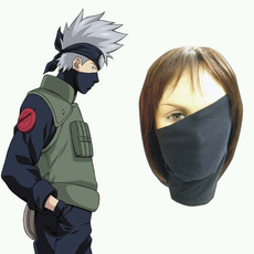 kakashimask, kakashicosplay, Cosplay, ninjamask
