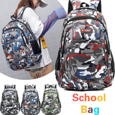 Shoulder Bags, School, Book, Waterproof